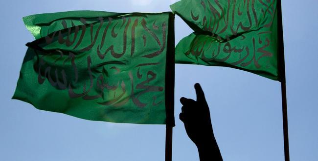 Islam Flag Green