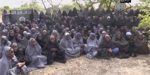 Girls abducted from Chibok, Nigeria by the Islamist group Boko Haram are shown in video footage made by the insurgency.