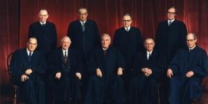 Burger Court (1972-1975)