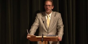 Christian ethicist David Gushee of Mercer University (photo: Wheaton College)