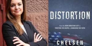 Chelsen Vicari's new book, Distortion, will be released September 2.