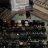 Muslims bow in Friday prayers at the Washington National Cathedral on November 14, 204 (Photo Credit: Washington National Cathedral)