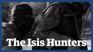 The White Shroud and other guerrilla groups fight ISIS (Photo credit: The Guardian)